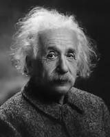 Photo de Einstein